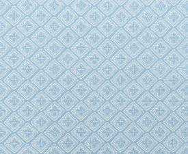 AZZAR WHITE ON LIGHT BLUE