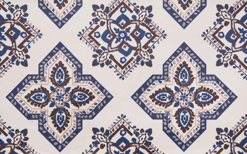 Medallion- Cinnamon wallpaper 1